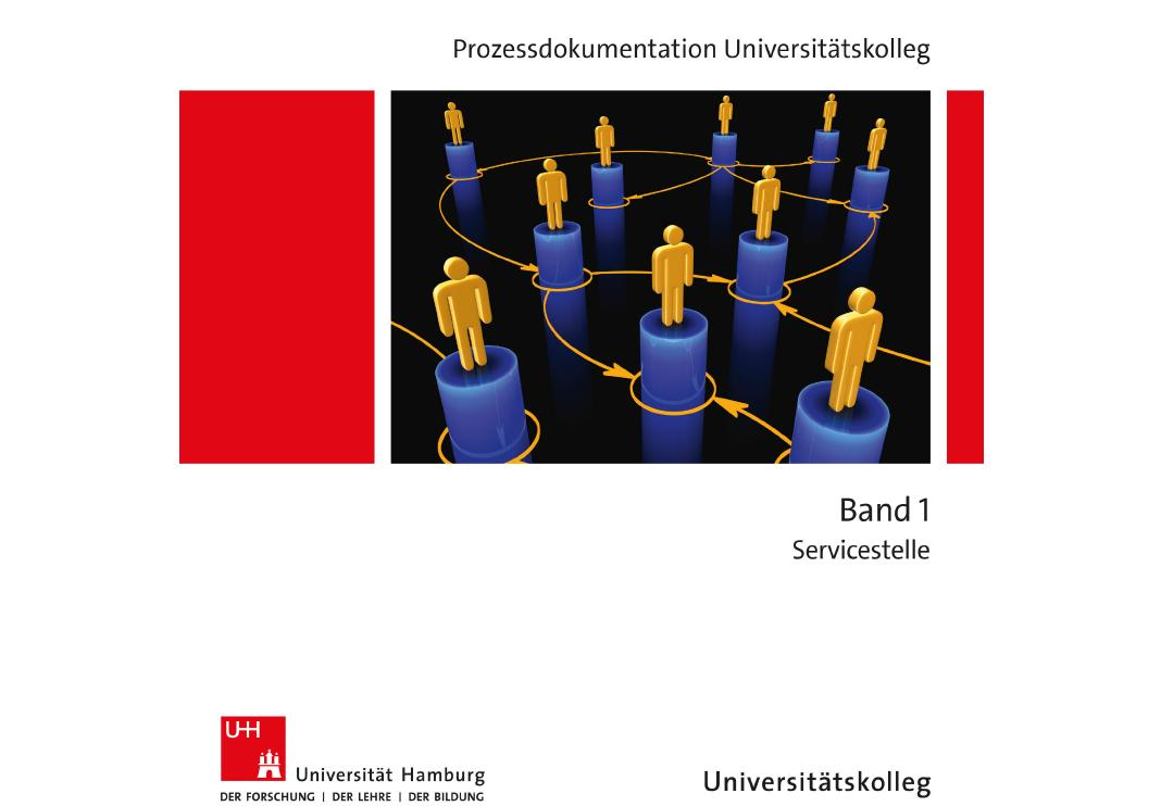 Prozessdokumentation Universitätskolleg Band 1